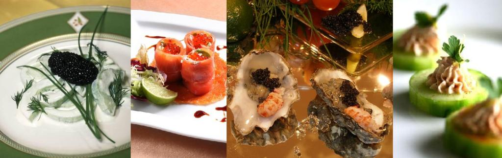 Caviar Catering, Gourmet Event Catering, Caviar Party, Gourmet Food For Event