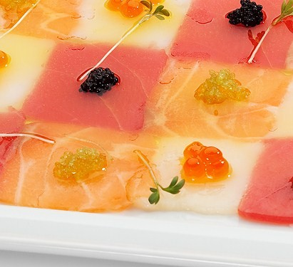 Yellow Caviar, Flying Fish Caviar, Yellow Caviar, Citrus Tobiko
