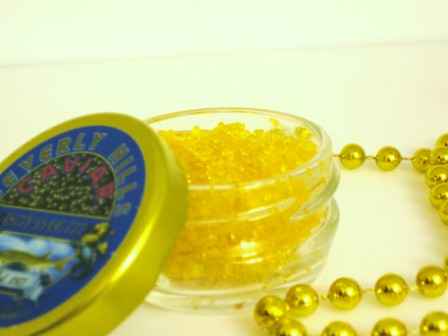 Golden Caviar, Golden Caviar Supreme :: Golden Whitefish Caviar :: Buy Whitefish Caviar Online