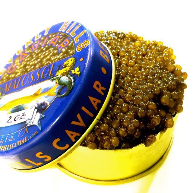 Fresh Osetra Caviar, Malossol Ossetra Caviar, Sturgeon Caviar