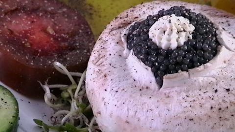 Spoonbill Caviar, American Sevruga Caviar, American Caviar