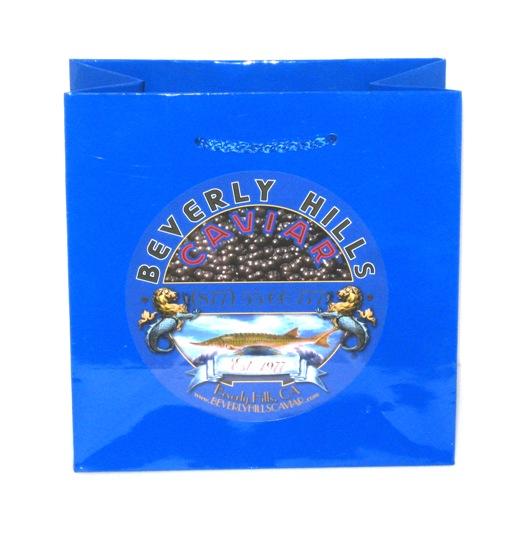 Custom Caviar Gift Beverly Hills Caviar Custom Order Gift Bag