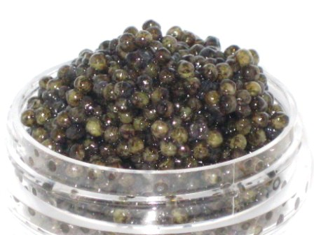 Royal Osetra Caviar - 4oz size - 4 ounces of Royal Osetra Caviar